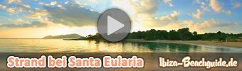 Strand Santa Eularia